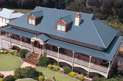 Central Coast Metal Roofing Specialist